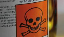 Attenion aux risques chimiques liés à votre activité