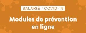 Module spécial CORONAVIRUS:10 min en 3 parties et Module «Gestes qui sauvent» : 1h environ pour connaîtreles comportements à adopter ! Grâce à la société Salvum, nous mettons à disposition […]