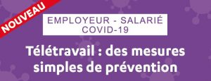 Pour tous les travailleurs de France, la crise sanitaire liée au Covid-19 a été facteur de bouleversements dans les organisations de travail.